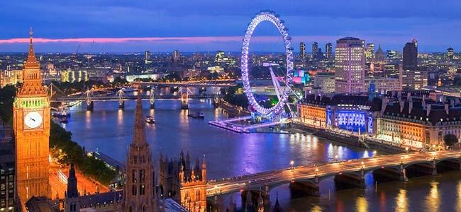 Putovanje u London