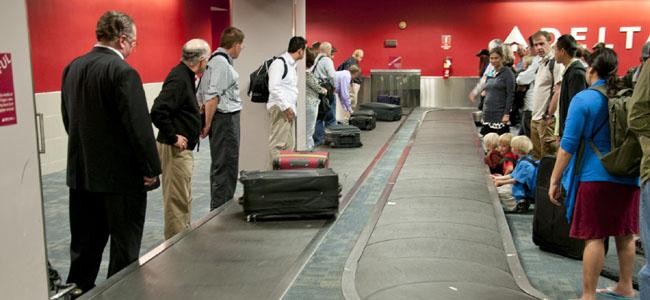 Podizanje Prtljage