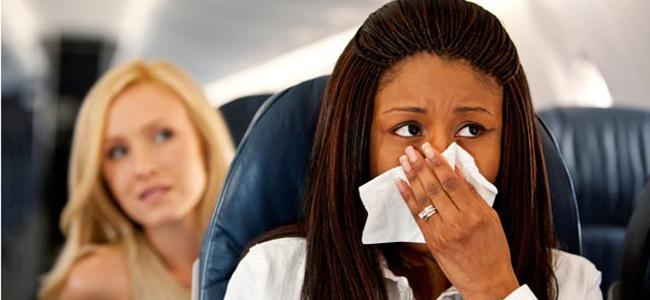 Zdravlje na avionu