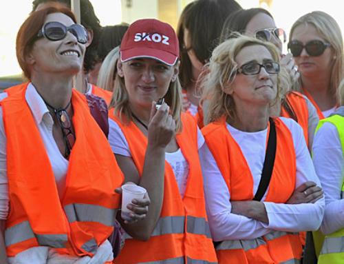 Kabinsko osoblje Croatia Airlines prekinulo štrajk